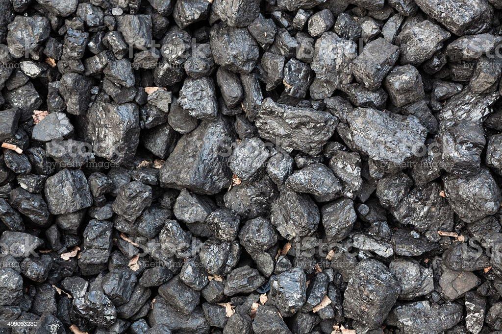 coal rocks stock photo