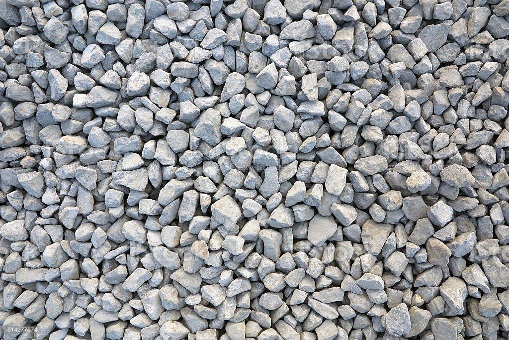 Coarse Gravel - Stone Texture stock photo