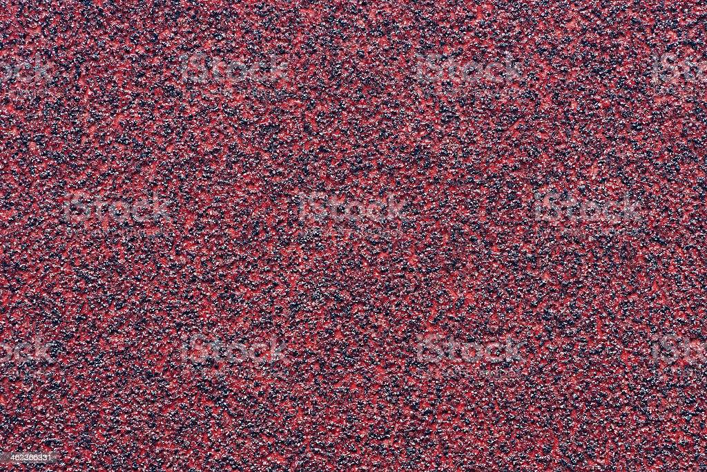 Coarse-grained texture of an abrasive material stock photo