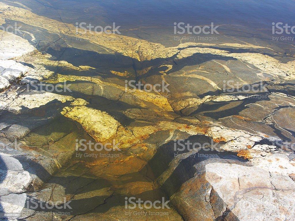 Coast colorful background royalty-free stock photo