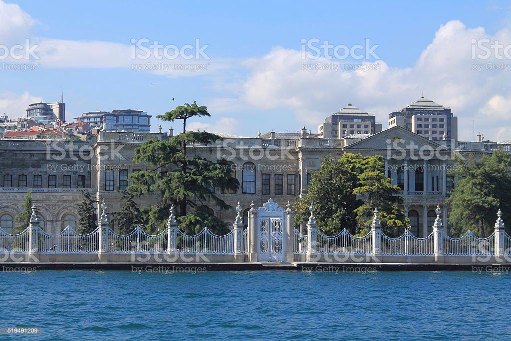 Costa del Bósforo foto de stock libre de derechos