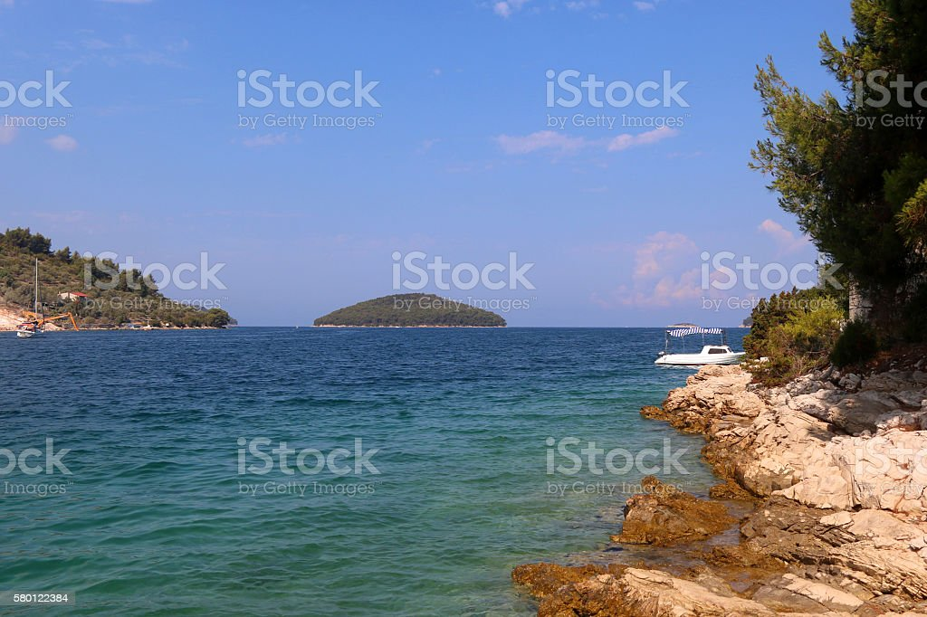 Coast stock photo