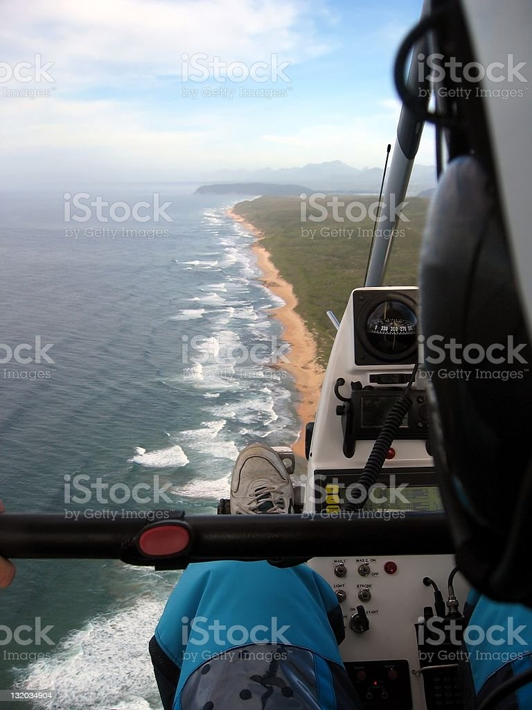 Coastal adventure royalty-free stock photo