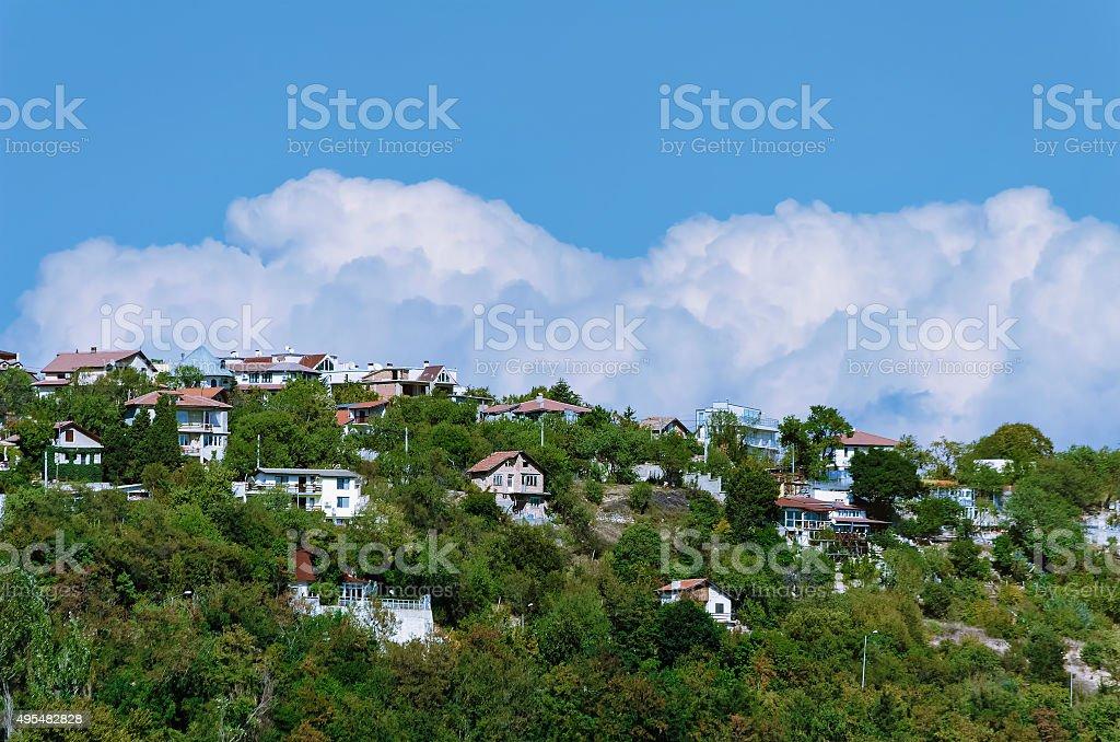 Coastal Area stock photo