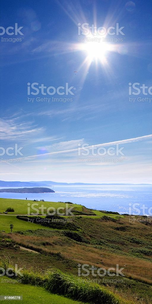 coastal area royalty-free stock photo