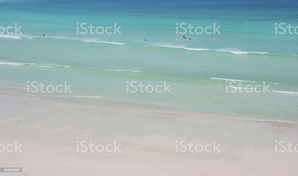 Coastal Chill stock photo
