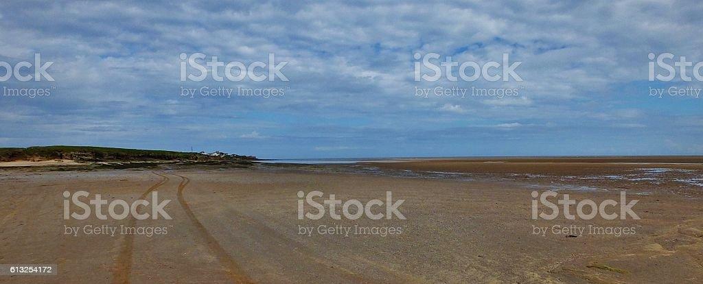 Coastal Landscape 189 stock photo