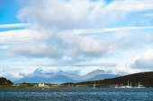 Coastline in Argyll and Bute