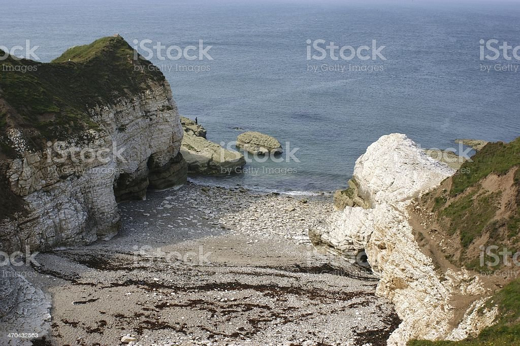 Coastline stock photo
