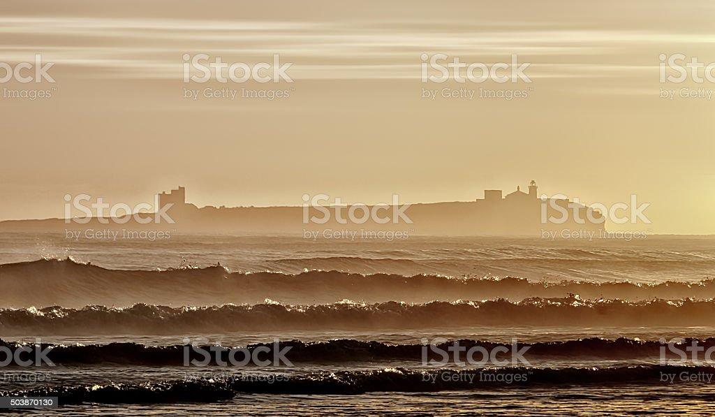 Coastline. stock photo