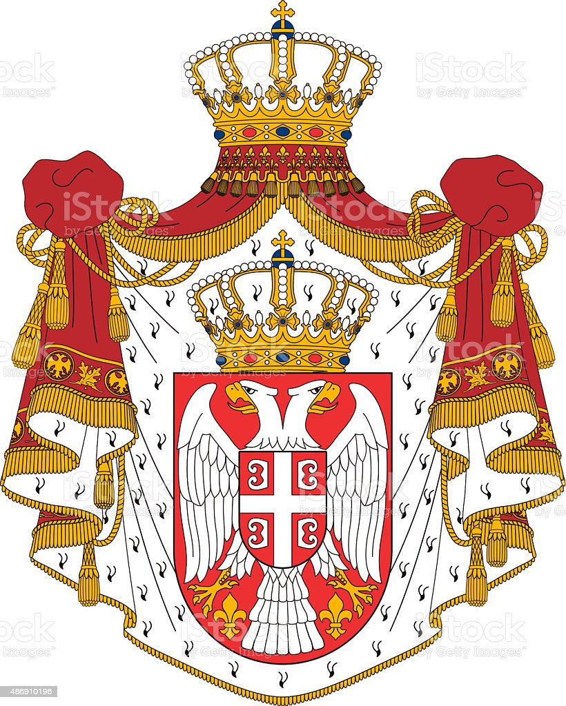 """Résultat de recherche d'images pour """"armoiries de serbie"""""""