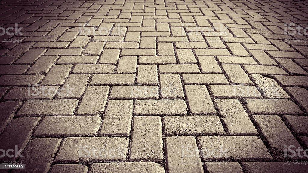 Cobblestone Background stock photo