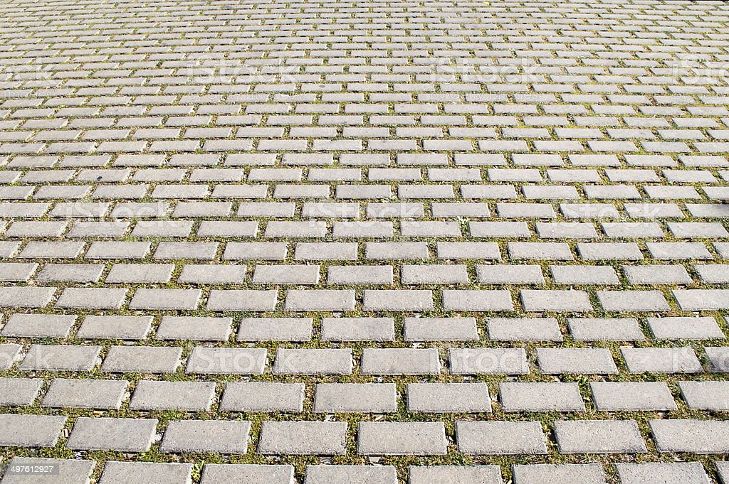 cobblestone road royalty-free stock photo