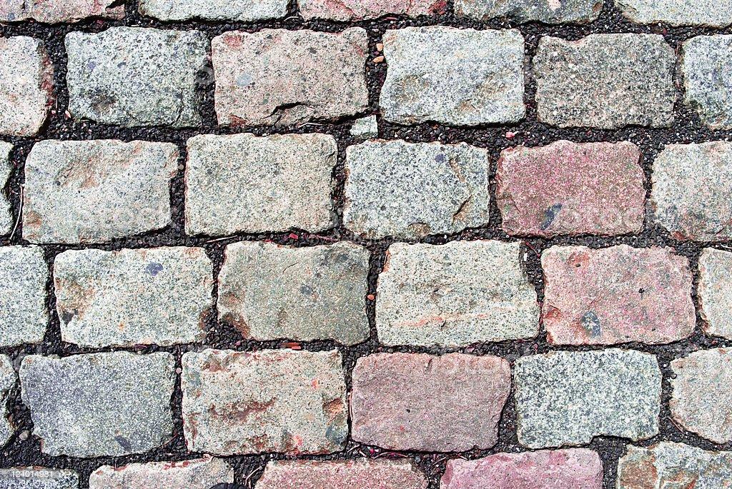 石畳の質感 ロイヤリティフリーストックフォト
