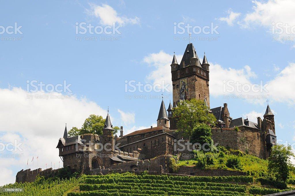 Cochem (Germany) stock photo