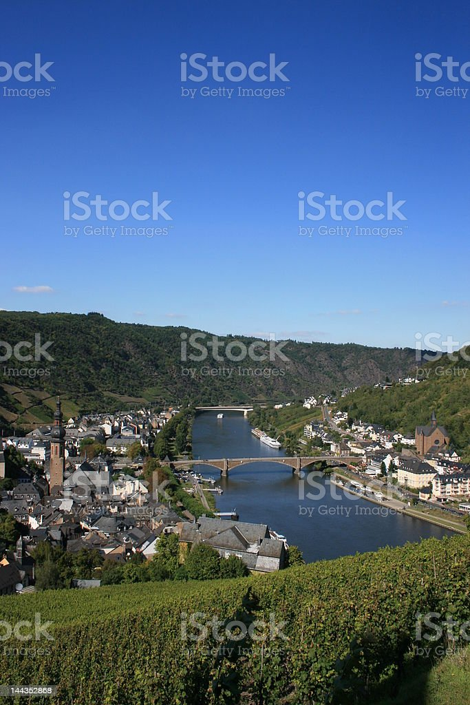Cochem stock photo