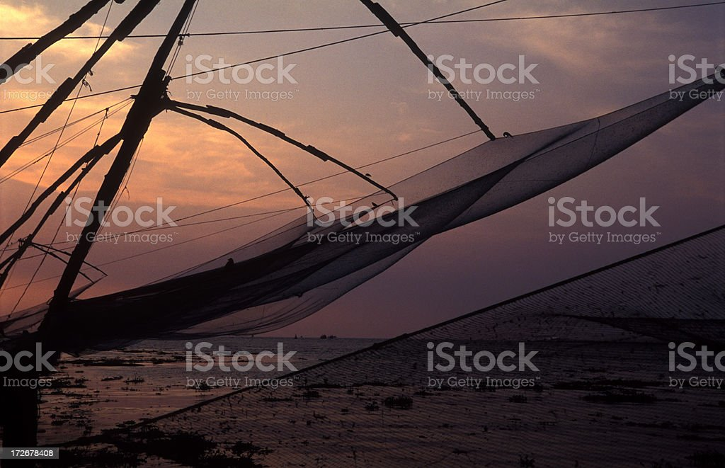 Cochin Sails royalty-free stock photo
