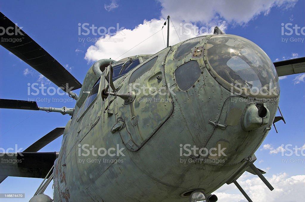 Cockpit. royalty-free stock photo