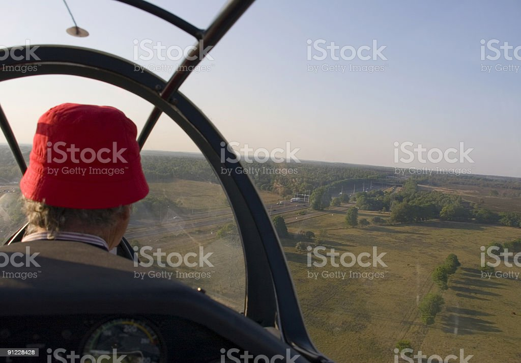 cockpit1 royalty-free stock photo