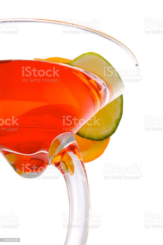 Cocktail 3 royalty-free stock photo