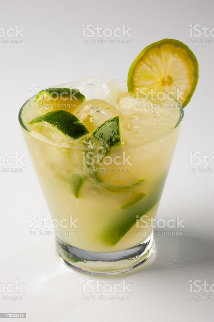 Cocktail - Caipirinha #2 stock photo