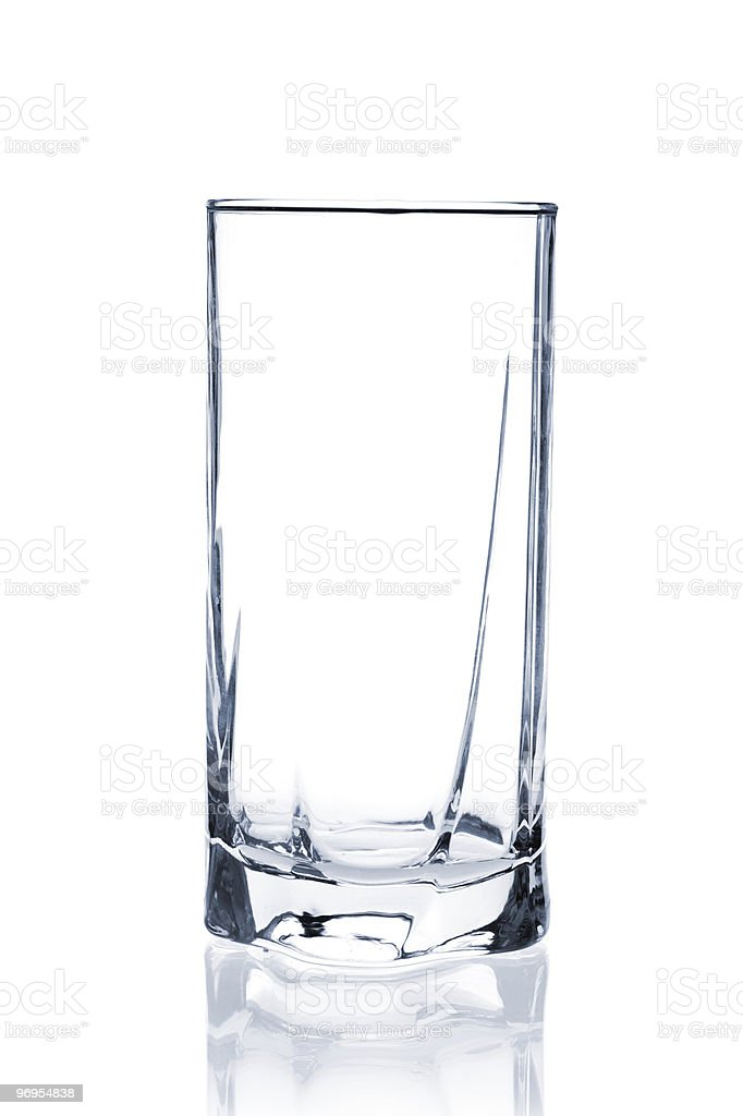 Cocktail Glass collection - Highball stock photo