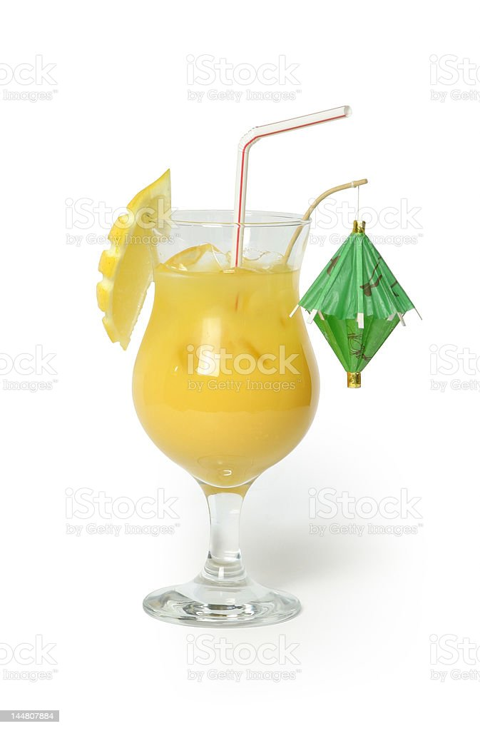 Cocktail 'Harvey' royalty-free stock photo