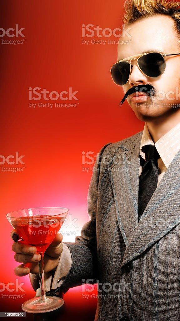 Cocktail I stock photo