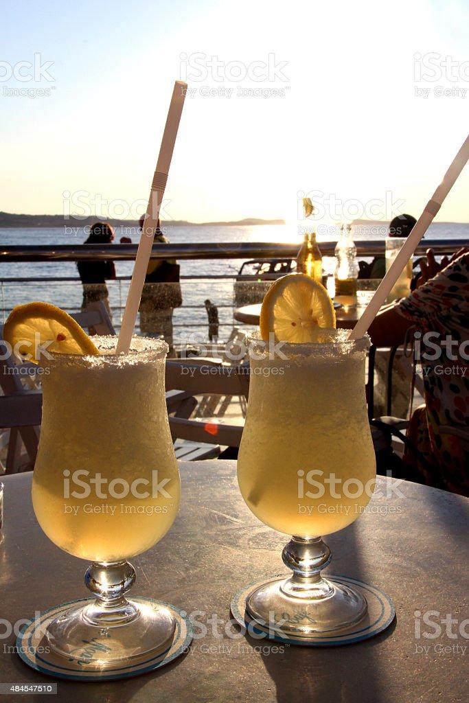 Koktajl alkoholowy zbiór zdjęć royalty-free