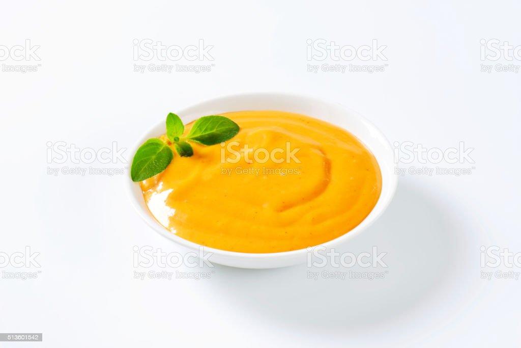 Cocktail sauce stock photo