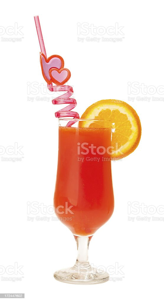 Cocktail - Sex On The Beach stock photo