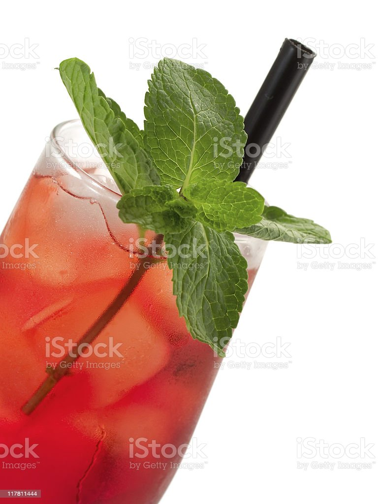 Cocktails Collection - Babar royalty-free stock photo
