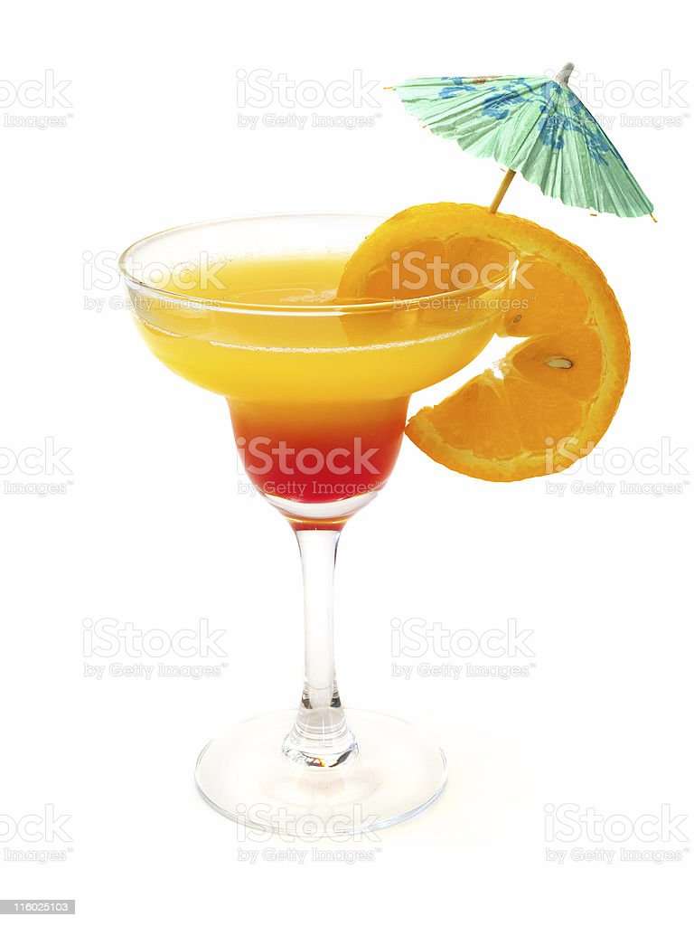 Cocktails Collection - Daiquiri Blossom stock photo