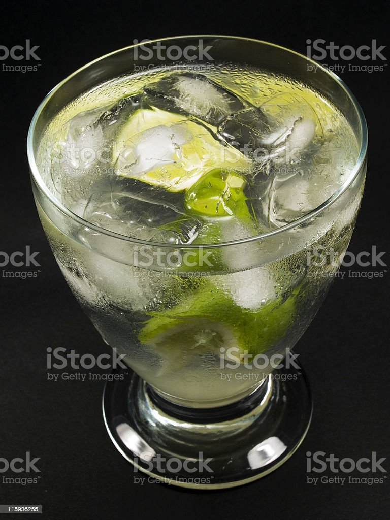 Cocktails Collection - Gimlet stock photo