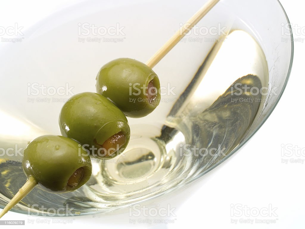 Cocktails Collection - Martini royalty-free stock photo