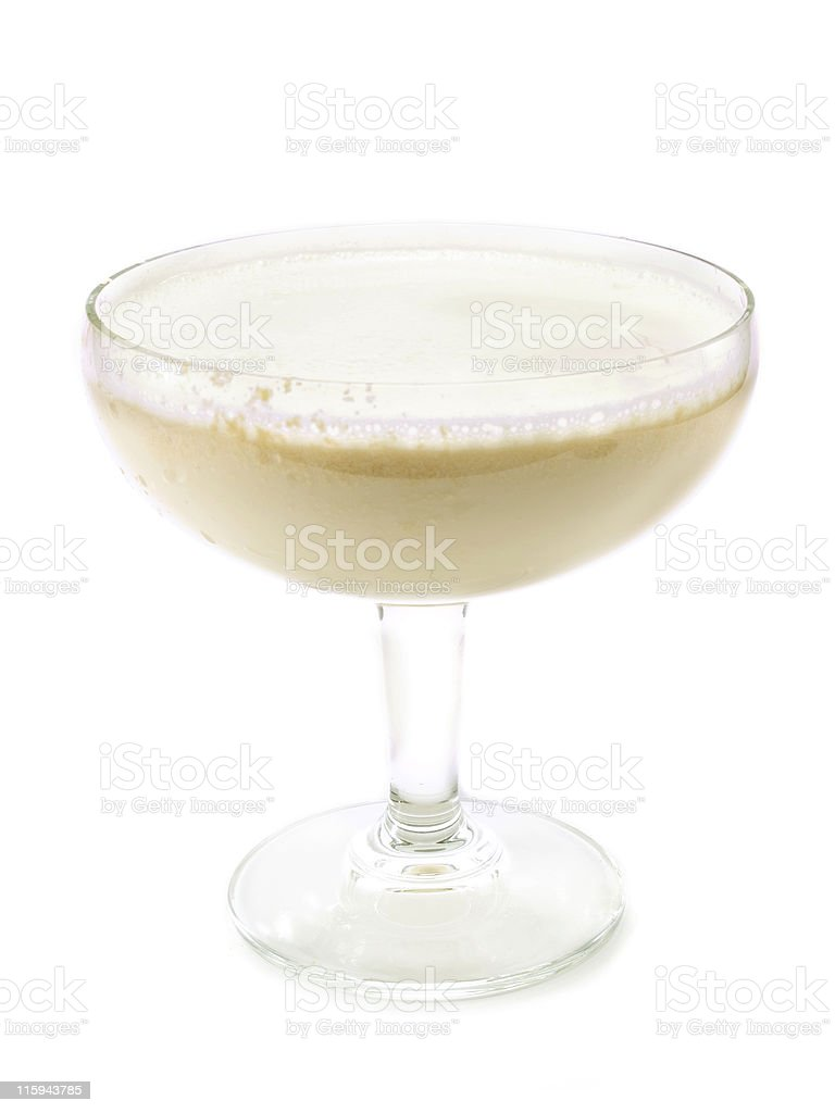 Cocktails Collection - Orgasm stock photo