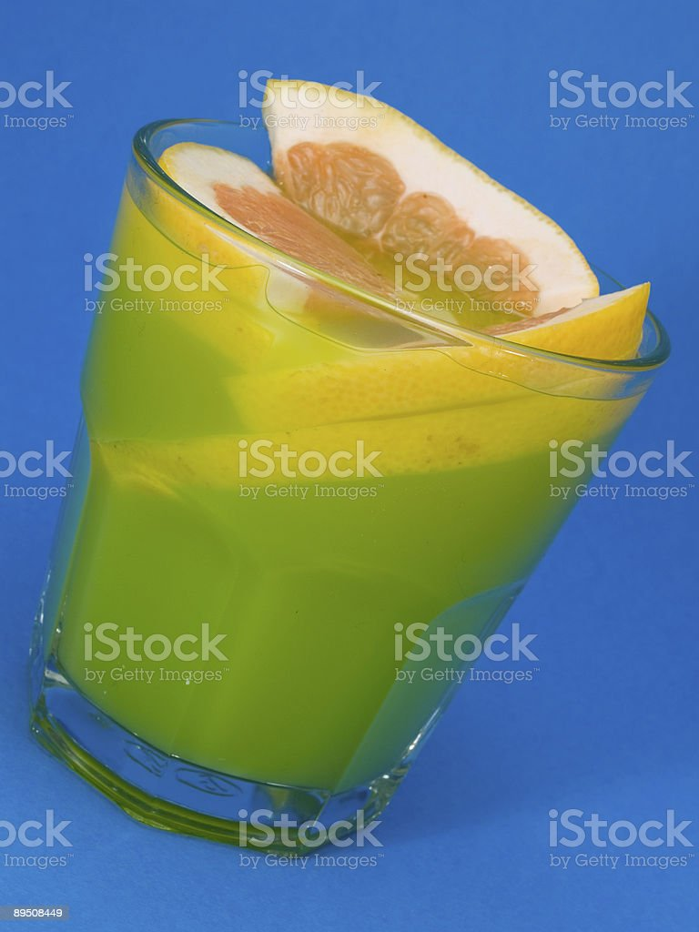 Cocktails Collection - Twister royalty-free stock photo