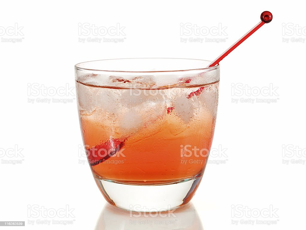 Cocktails Collection - Woo-Woo royalty-free stock photo