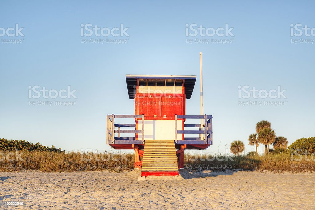 Cocoa Beach royalty-free stock photo