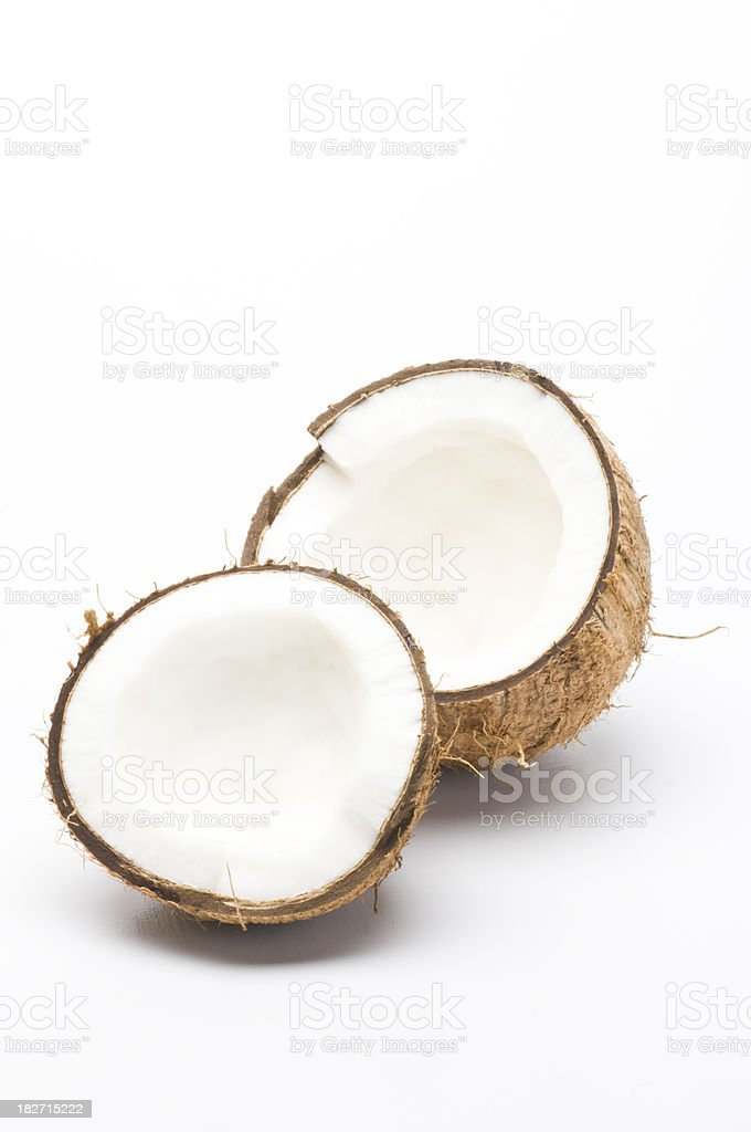 Coconut Fruit royalty-free stock photo