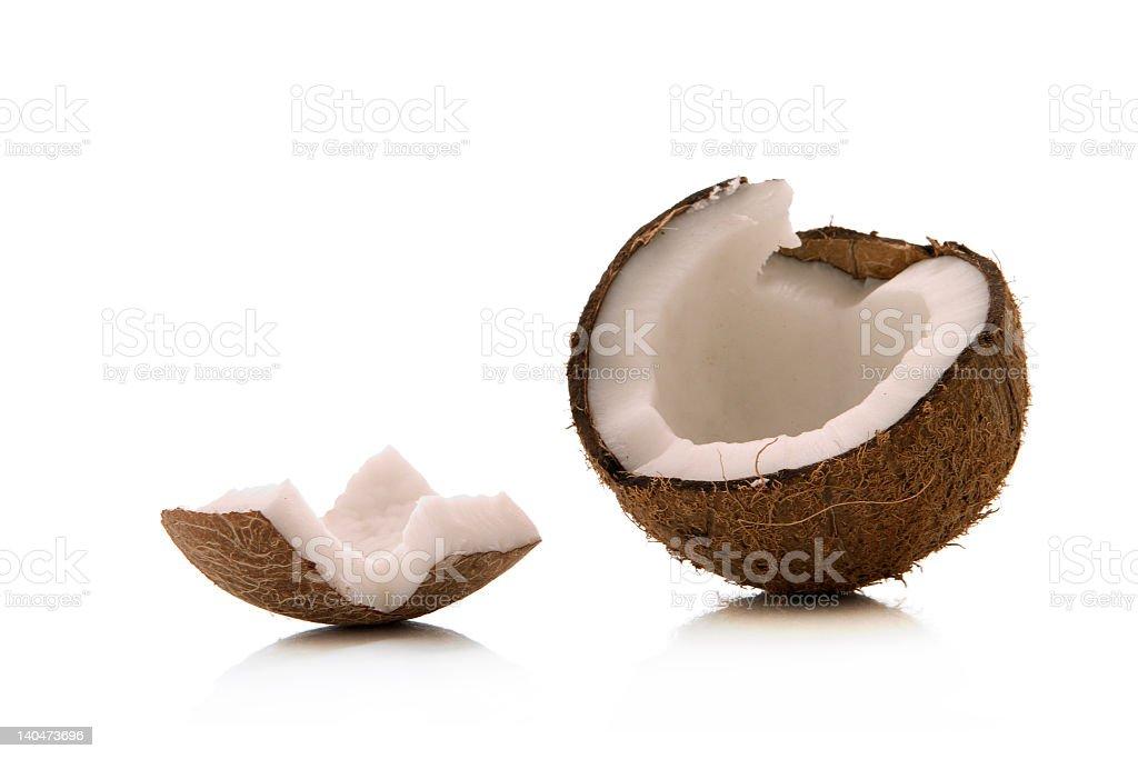 coconut royalty-free stock photo