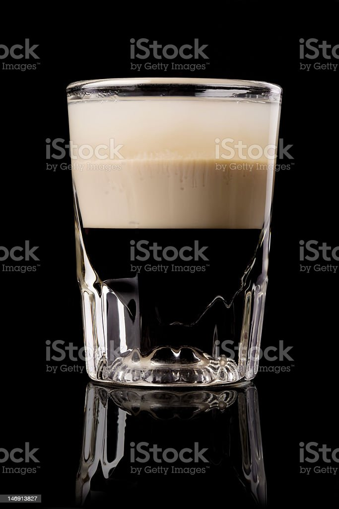 coctail b-52 royalty-free stock photo