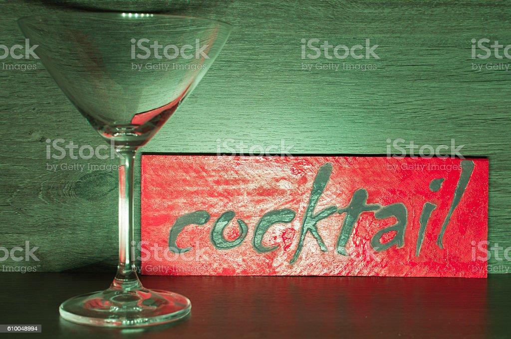 coctel stock photo