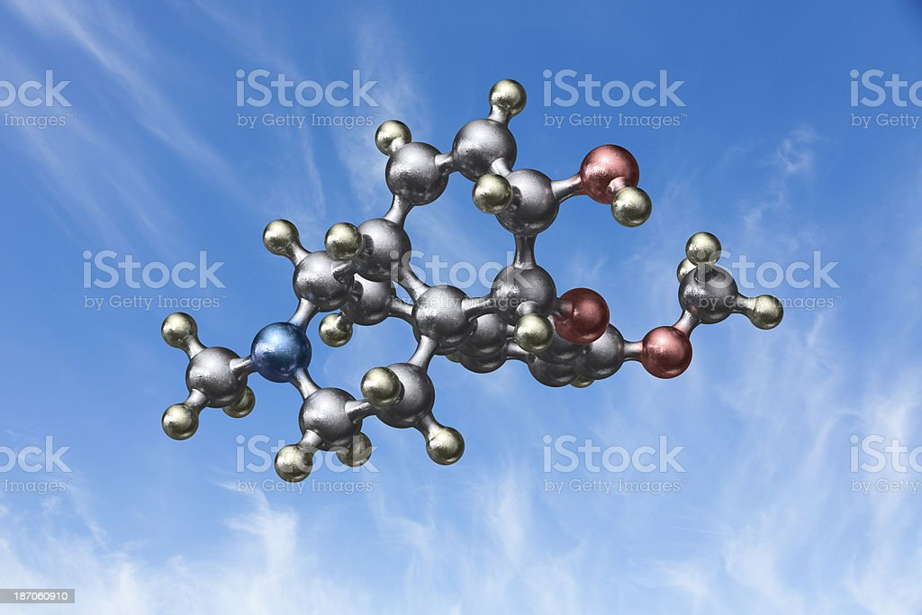 Codeine stock photo