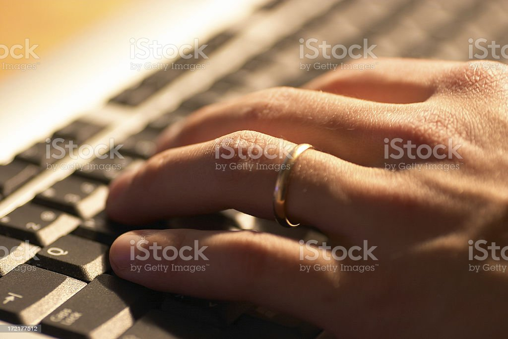 coder royalty-free stock photo