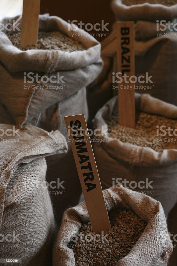 Cofee Beans royalty-free stock photo