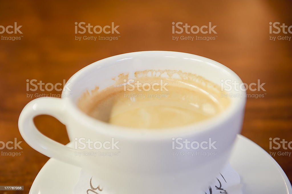Cofee Cup royalty-free stock photo