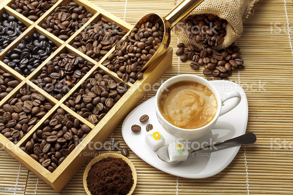 cofee stock photo