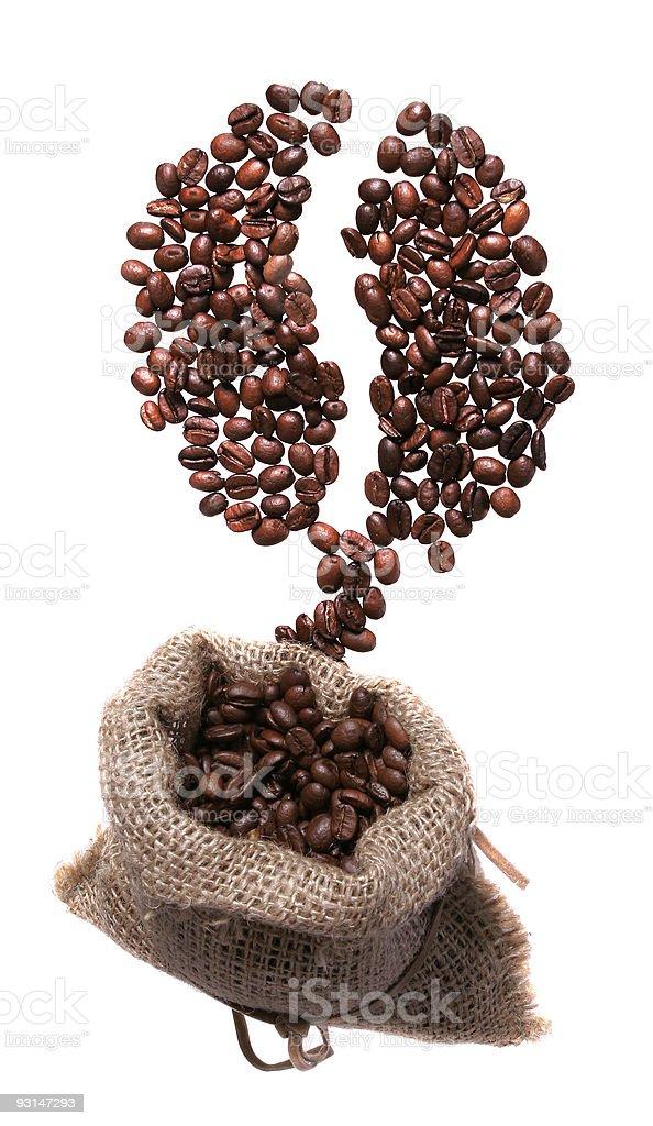 Cofee royalty-free stock photo