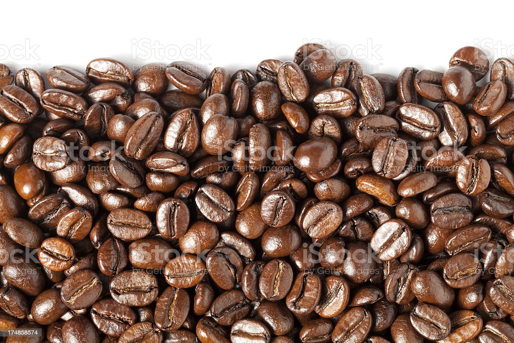 Coffe beans royalty-free stock photo